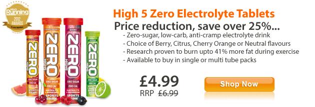 High 5 Zero Offer